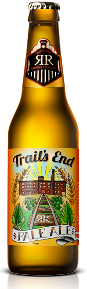 Rusty Rail Brewing Company Trail's End Pale Ale