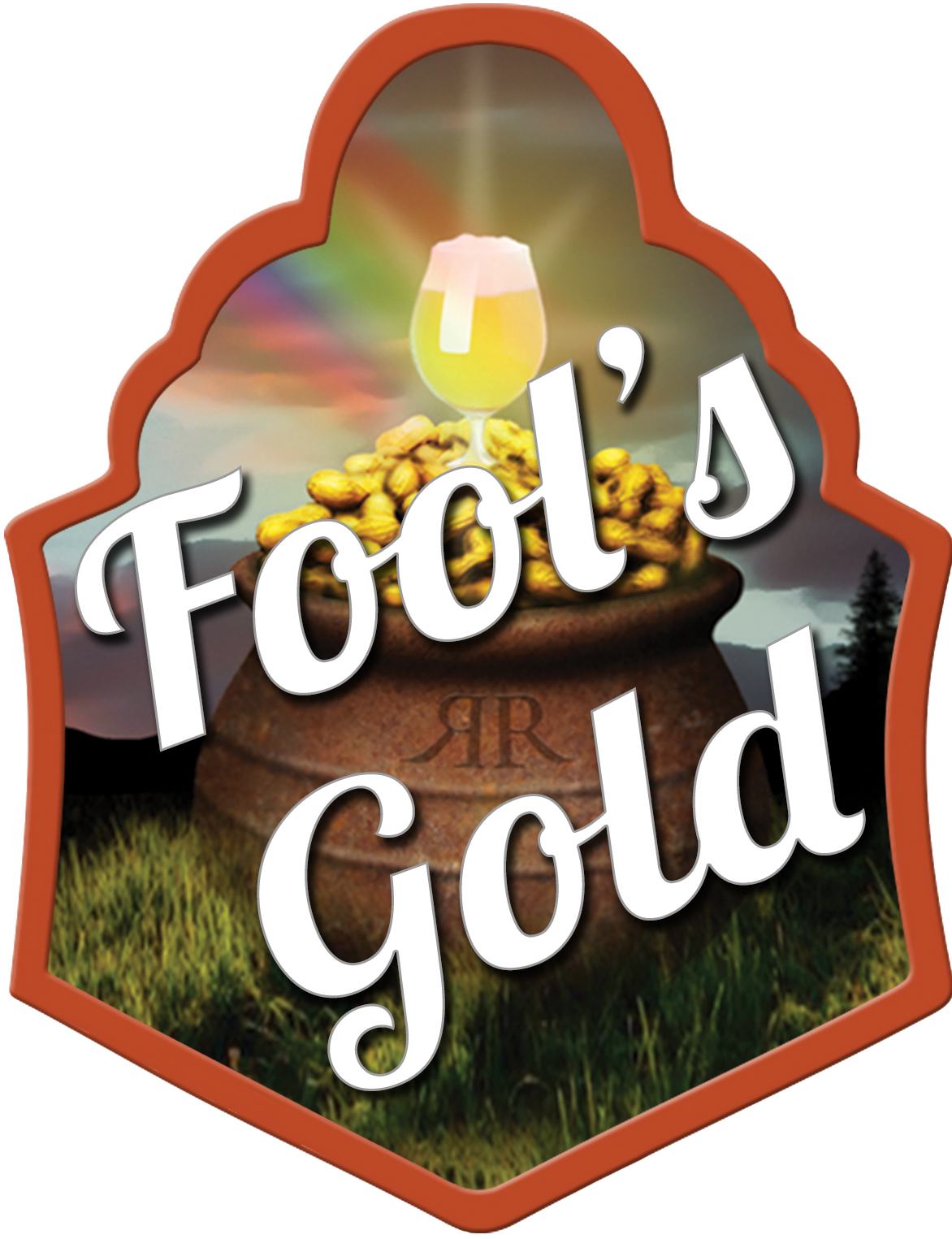 Fool's Gold Imperial Peanut Butter Hefeweizen