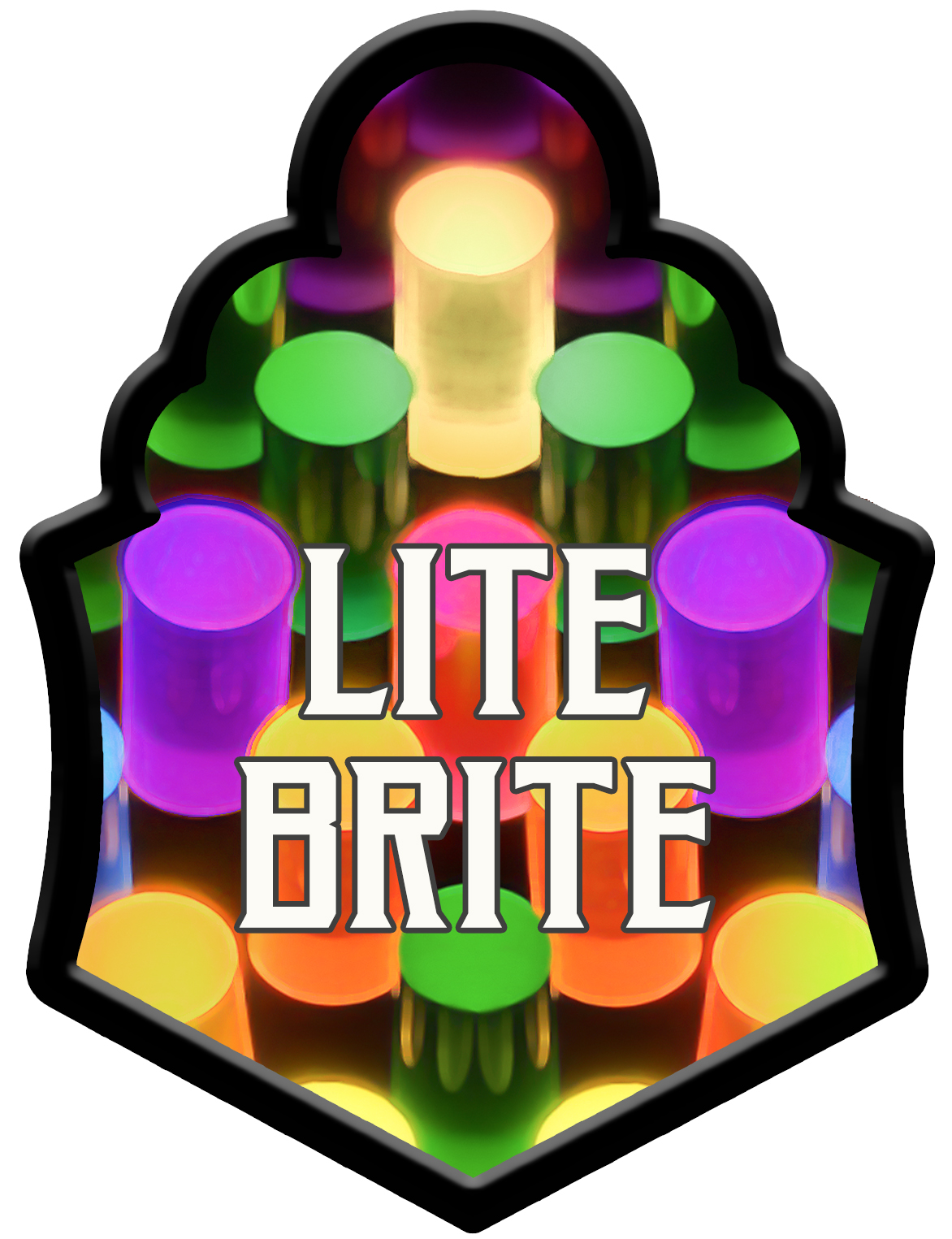Lite Brite - Brut IPA with Coconut