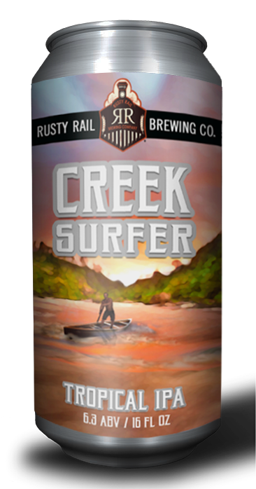 Creek Surfer