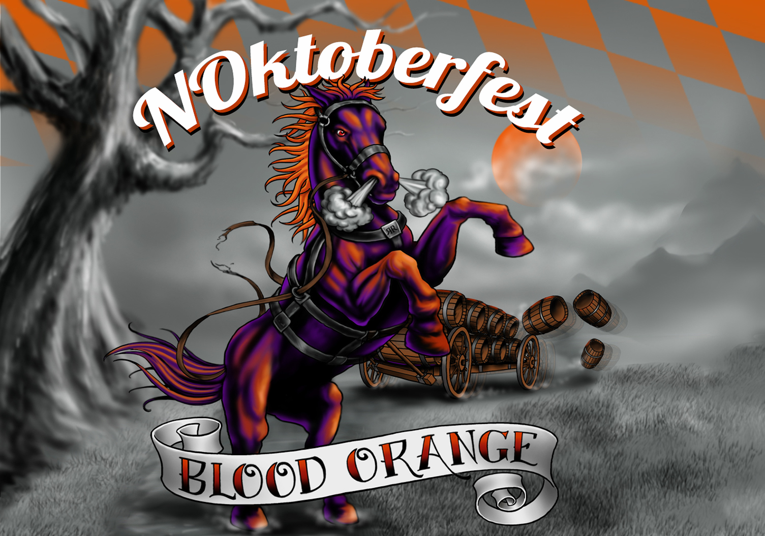 NOktoberfest Blood Orange