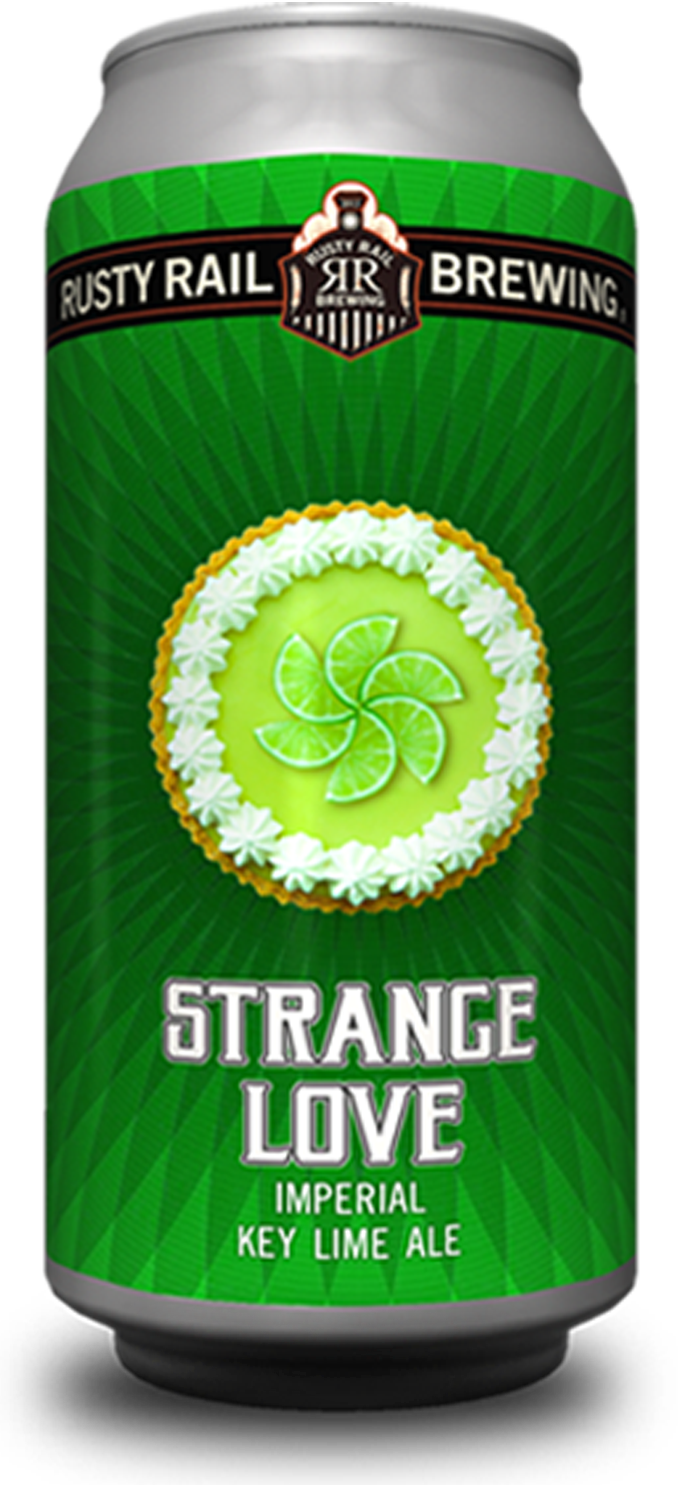 Strange Love - Imperial Key Lime Ale