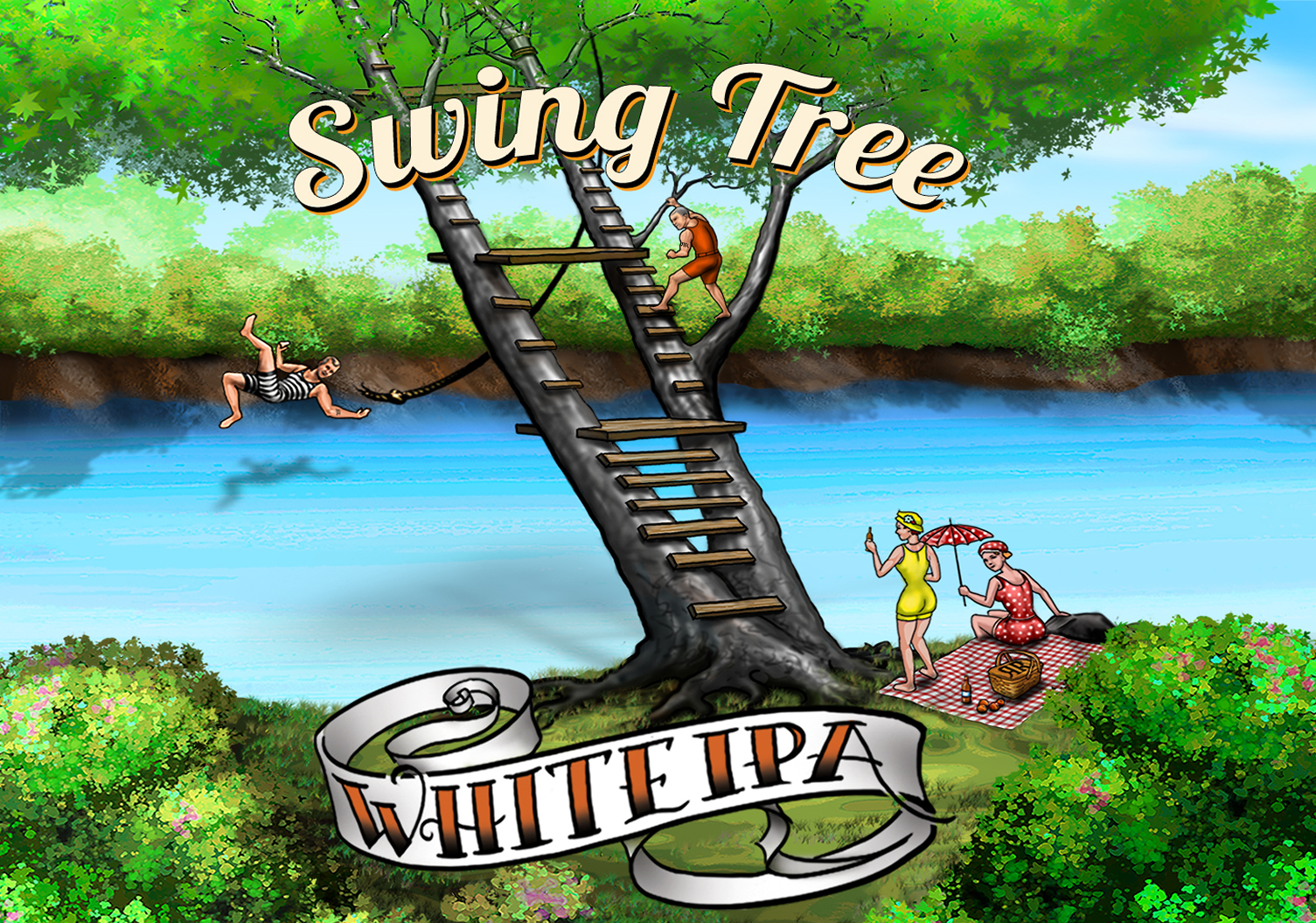Swing Tree White IPA