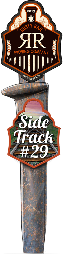 Side Track # 29 New England Style IPA