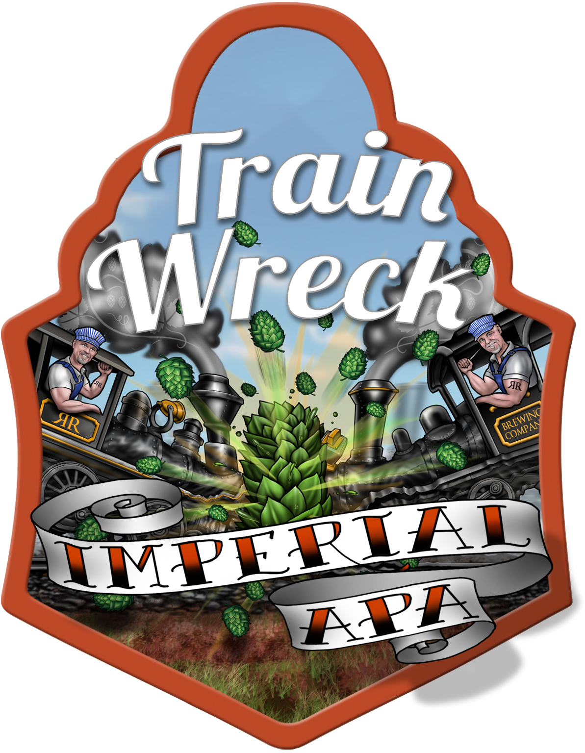 Train Wreck Imperial APA