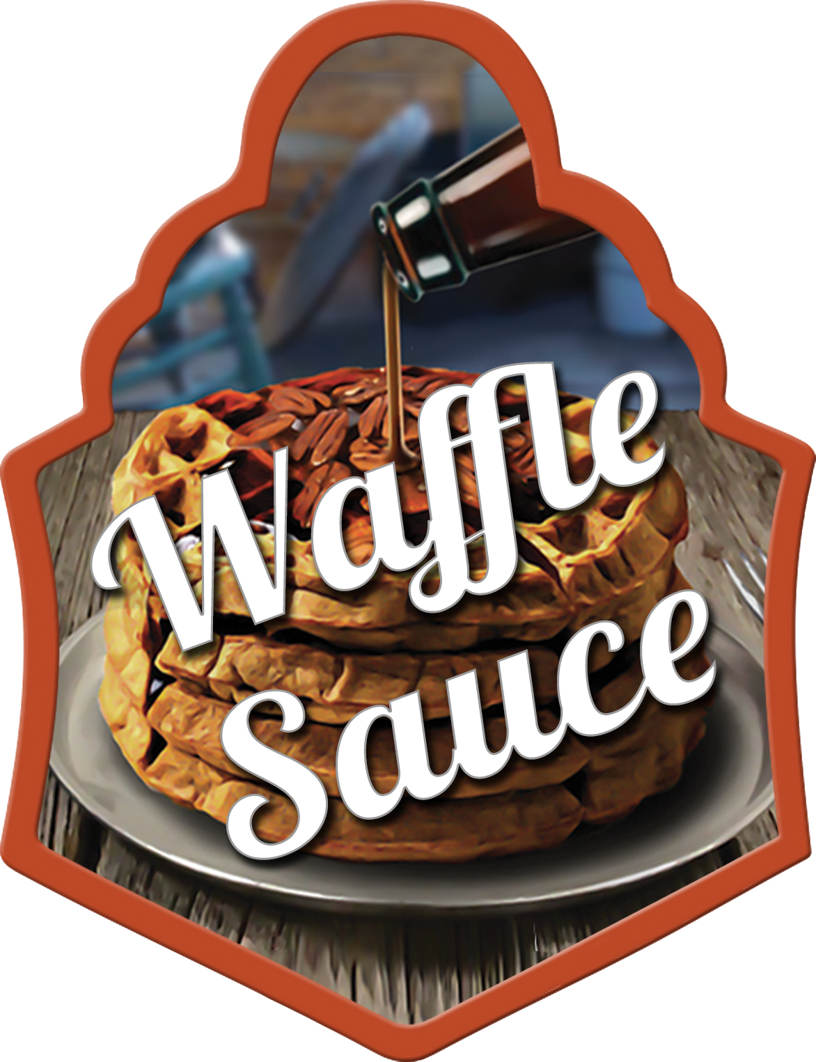 Waffle Sauce Maple Pecan Imperial Brown Ale