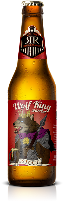 Wolf King Warrior